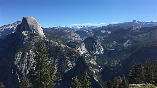 Glacier Point Yosemite Views