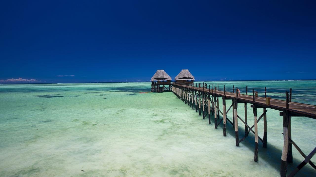 Reizen Naar Zanzibar Met Kilroy