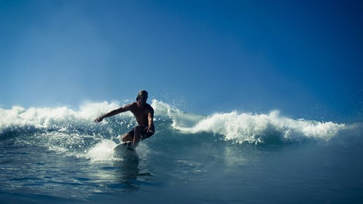 Surfen in Bali - Backpacken met KILROY